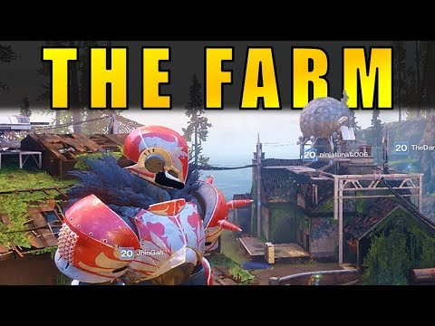 Destiny 2 Farm: SECRET AREAS, Eververse, Soccer, & More!