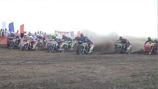 4-й этап чемпионата России по мотокроссу на мотоциклах с колясками