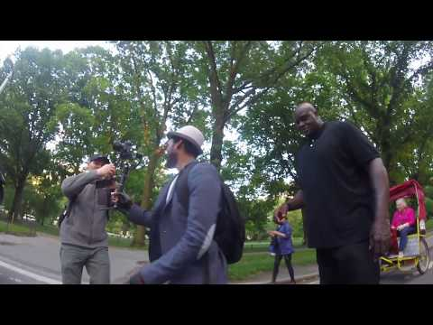 Shaq eBoard @ Central Park - NYC eSkate Group Ride 2017.5.26
