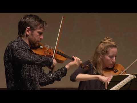 Haydn Quartet Op 76 No 2 'Fifths'