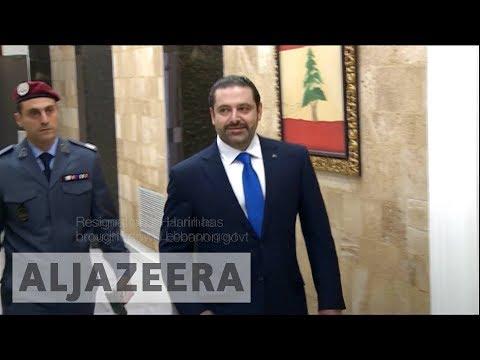 Hariri's resignation threatens Lebanon's fragile stability