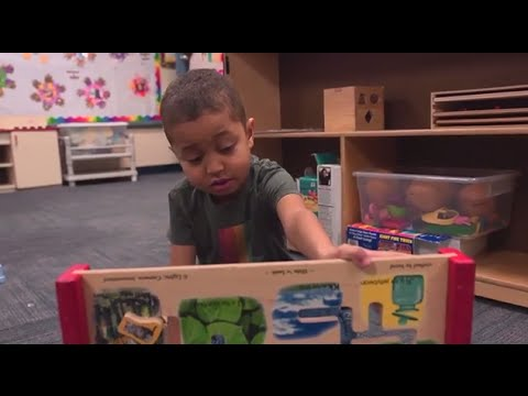 Milwaukee Area Early Education & Child Care | Penfield Children's Center