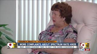 More complaints about Spectrum rate hikes