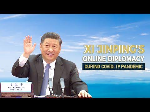 CGTN:中国在全球对抗Covid-19中的作用是什么?