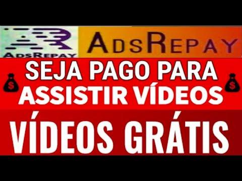 【AdsRepay Vídeos】Ganhe Dólar GRATUITAMENTE assistindo vídeos  YouTube | Paga no PayPal | Renda Extra