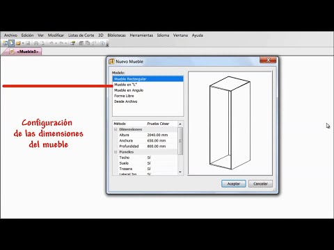 Spazio 3d cad cam cad para el mueble 2016 qmprofile maq for Software cocinas 3d