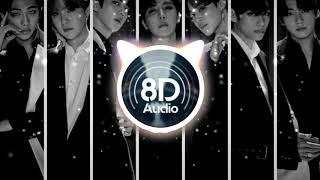 BTS Outro: The Journey 8D AUDIO  *PLEASE WEAR HEADPHONES*