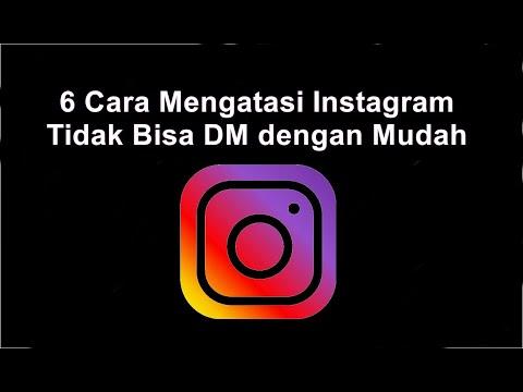 WORK !!! Cara Melihat DM Instagram Yang diHAPUS Terbaru Dengan Android Ataupun iOs.