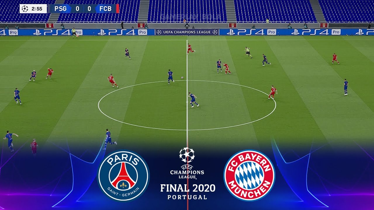 psg vs bayern munich uefa champions league 2020 final estadio da luz portugal youtube psg vs bayern munich uefa champions league 2020 final estadio da luz portugal