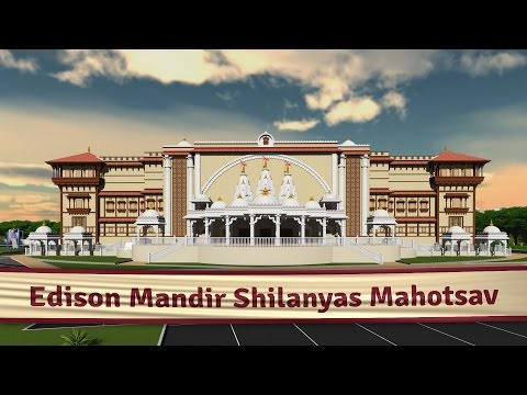 Edison Mandir Shilanyas Mahotsav 2015