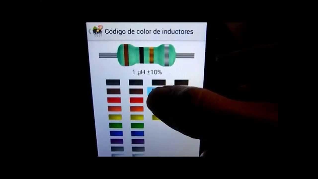 Calculo De Inductores Con App Youtube