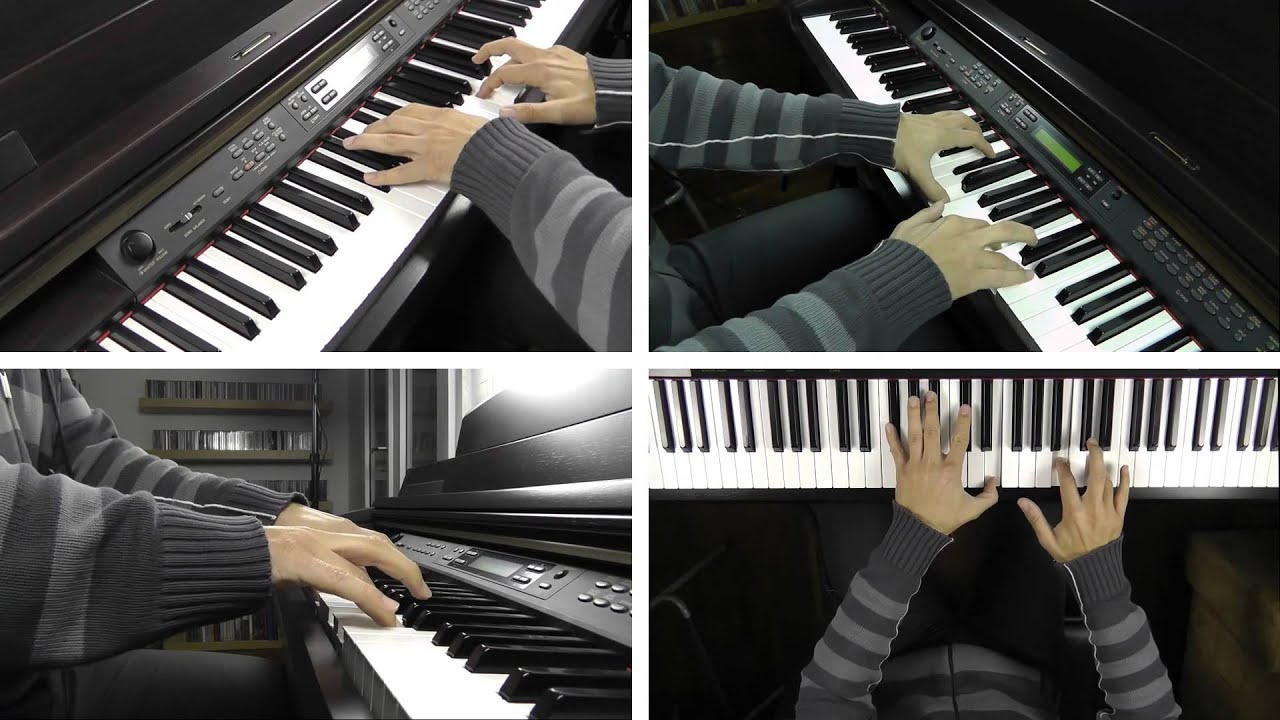 Hotel California Piano Cover