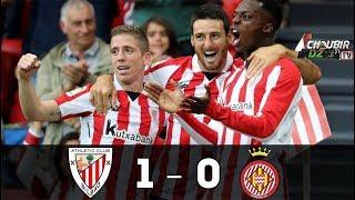 Athletic Bilbao vs Girona 1 - 0 La Liga 10/12/2018