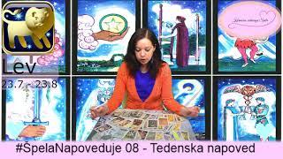 #ŠpelaNapoveduje 08 -  Napoved za teden 3.6 - 9.6.2019 - po astroloških znamenjih