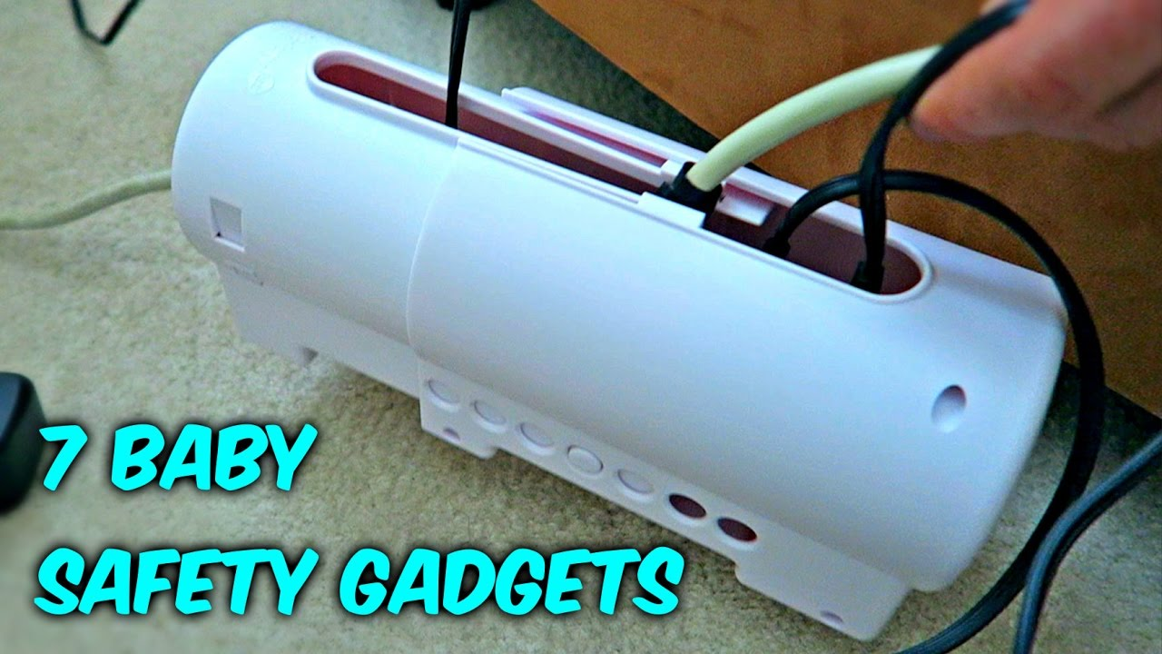 7 baby safety gadgets put to the test youtube. Black Bedroom Furniture Sets. Home Design Ideas