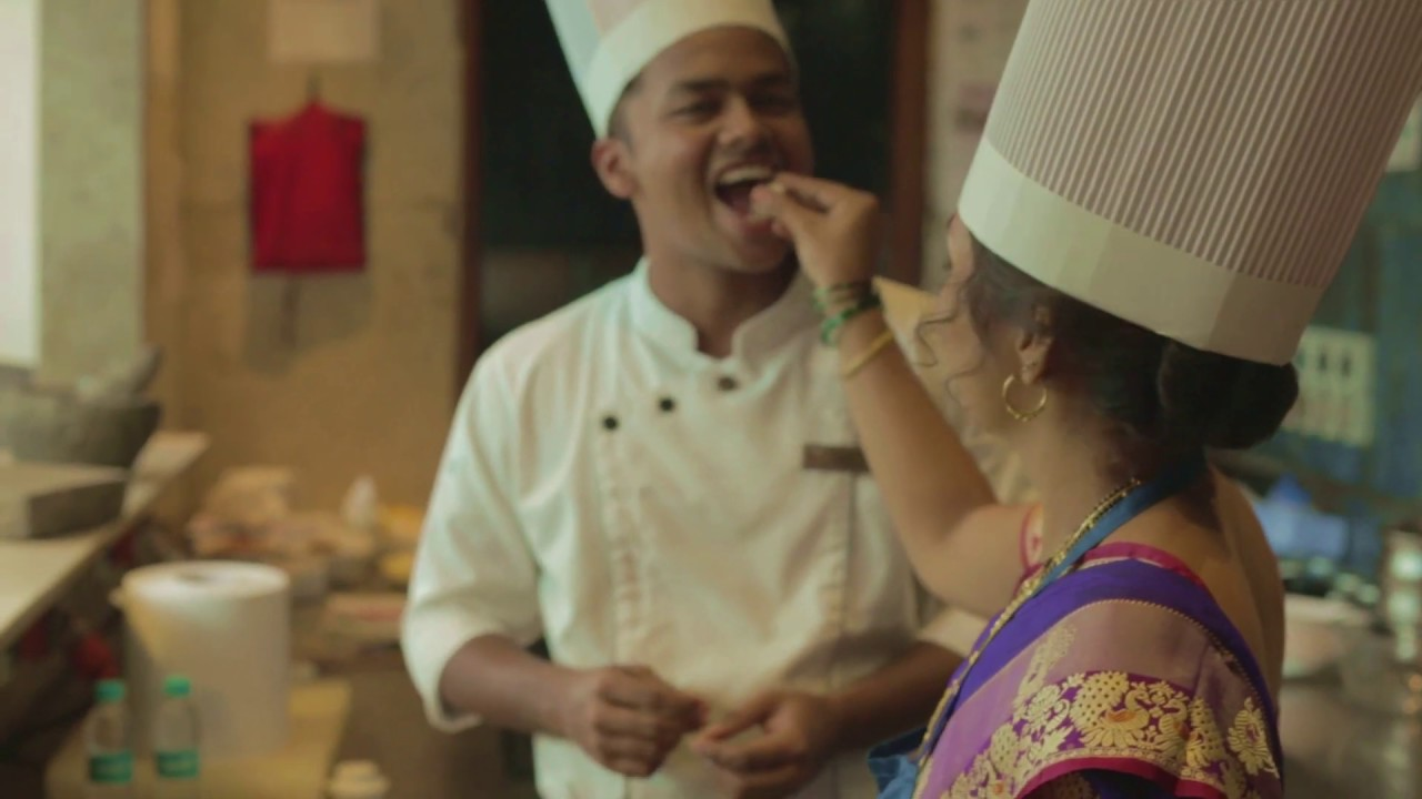 Kheer And Pakoda. 4 Points by Sheraton - 4 Chefs 4 Moms (1/2)