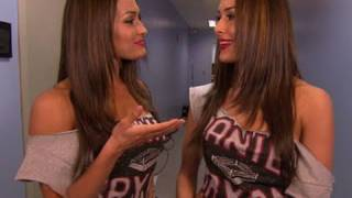 Raw: The Bella Twins bet on Daniel Bryan's affection thumbnail