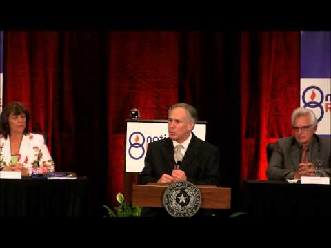 NRLC 2013 - Texas Attorney General Greg Abbott
