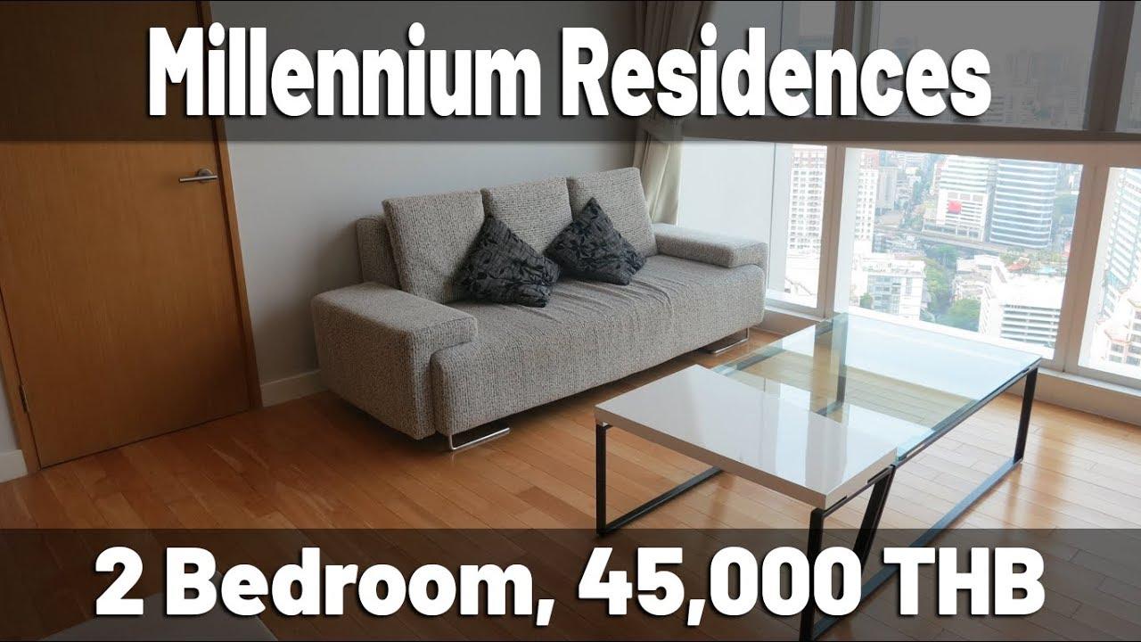 1 Bedroom At Millennuim Residence Sukhumvit