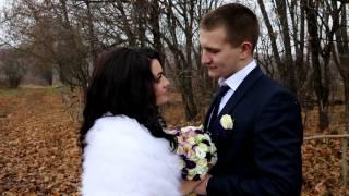 видео Свадьба осень