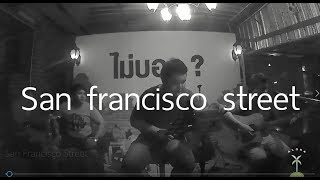 San Francisco Street - Sun Rai [ Aloha Acoustic Cover ]