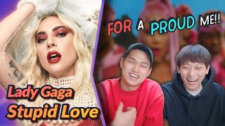 K-pop Artist Reaction Lady Gaga - Stupid Love