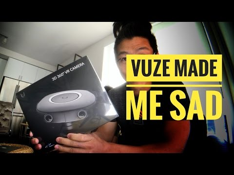 VUZE: DISAPPOINTED 😞 😠 😡