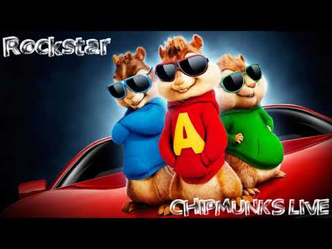 Post Malone - Rockstar ft. 21 Savage (Chipmunks Cover)