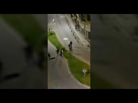 Herido un hombre en una pelea en Sarria entre una decena de personas
