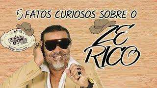 Zé Rico - 5 Curiosidades #zerico #curiosidades #homenagem