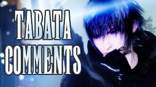 Tabata Talks Why the DLC was Cancelled and Why he Quit Square Enix