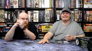 Shadows of Brimstone Forest of the Dead Expansion Unboxing