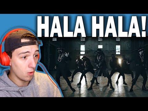 ATEEZ(에이티즈) - 'HALA HALA (Hearts Awakened, Live Alive)' Official MV (Performance Ver.) REACTION!