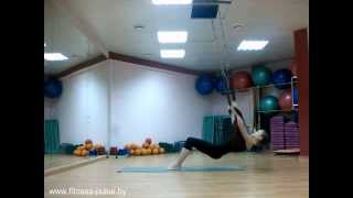Fly-gym(Йога и гимнастика в гамаках с Воденновой Софьей www.fitness-pulse.by Видео местами ускорено (и даже очень :) ), местами..., 2015-04-01T21:34:58.000Z)