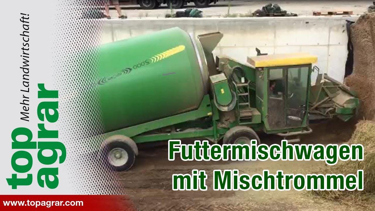 Mengele Ladewagen Futtermischwagen Futterwagen Transportband Förderband CLAAS