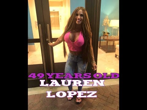 Lauren  Lopez – 49 years old / Female Bodybuilding