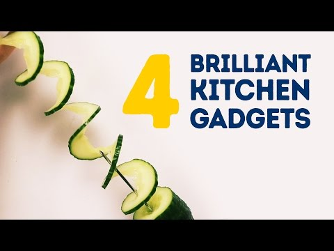 4 Kitchen Gadgets That Will Make Your Life EASIER L 5-MINUTE CRAFTS