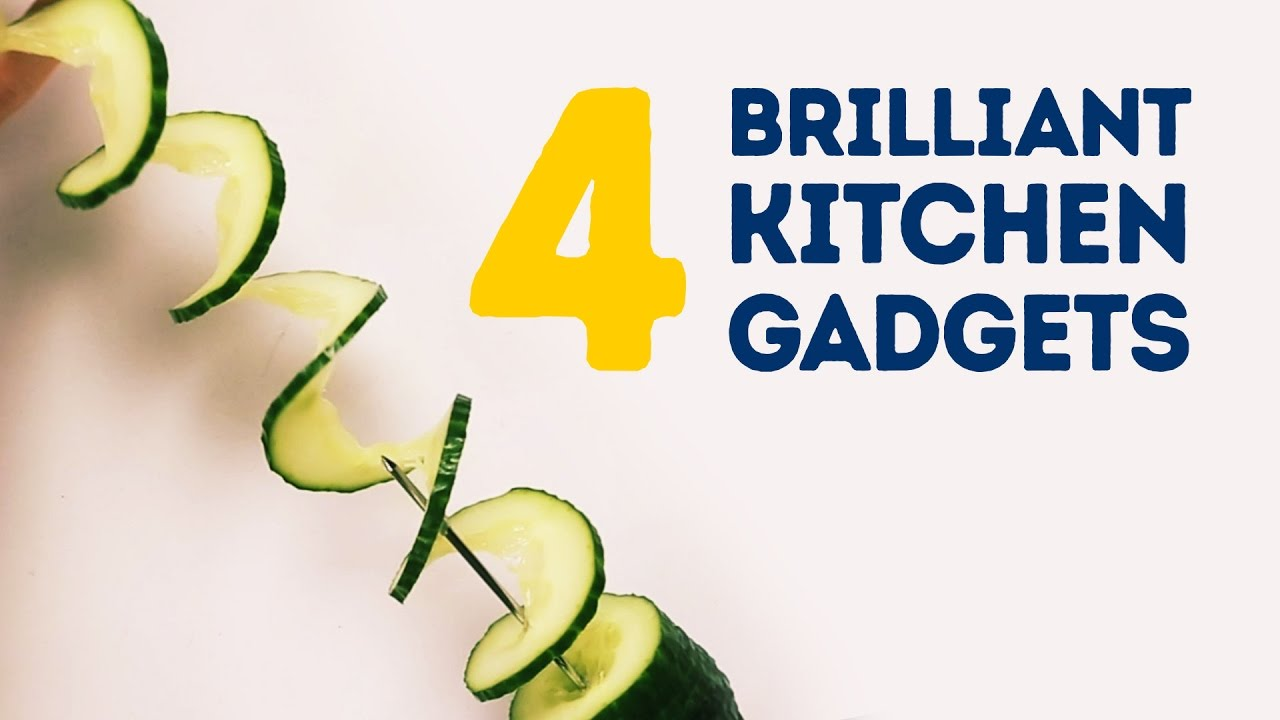 4 Kitchen Gadgets That Will Make Your Life EASIER L 5 MINUTE CRAFTS