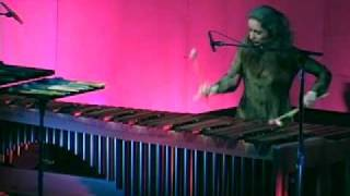 Evelyn Glennie performs Rhythmic Caprice by Leigh Howard Stevens
