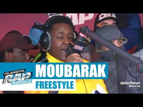 Moubarak - Freestyle #PlanèteRap