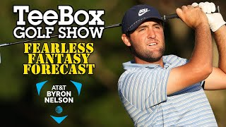 The TeeBox's DraftKings Fearless Fantasy Forecast: 2021 AT&T Byron Nelson