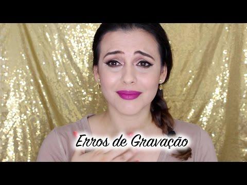 Erros de Gravação #BelezaTodoDia30