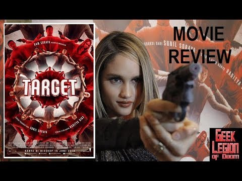 TARGET ( 2018 Raditya Dika ) Netflix Asian Action Movie Review