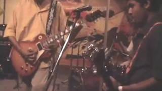 Null Friction ft. Vikram - Voodoo Chile (Live at Unwind 2006) Jimi Hendrix Cover