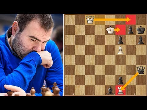 I'm Back, And So is Mamedyarov! Tata Steel Chess   Round 6