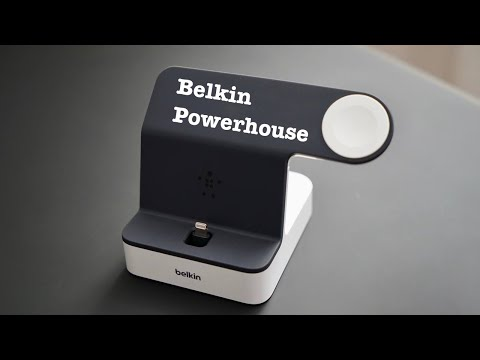 Belkin 2 In 1 Powerhouse Dock