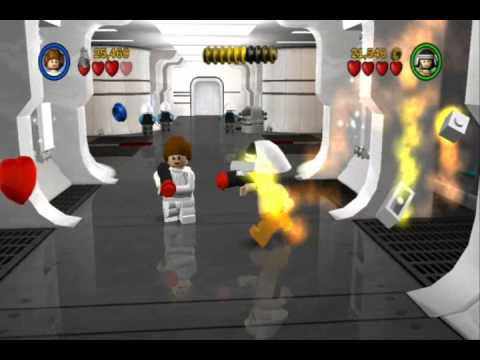 LEGO Star Wars 2: The Original Trilogy Walkthrough: Part 1: In a ...