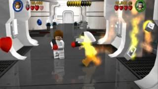 LEGO Star Wars 2: The Original Trilogy Walkthrough: Part 1: In a Galaxy Far, Far Away...