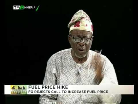 Journalists' Hangout: Fuel Price Hike