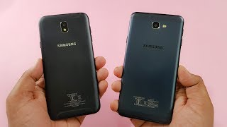 Samsung J7 Pro vs Samsung J7 Prime Speed Test Comparison | Who WINS!!